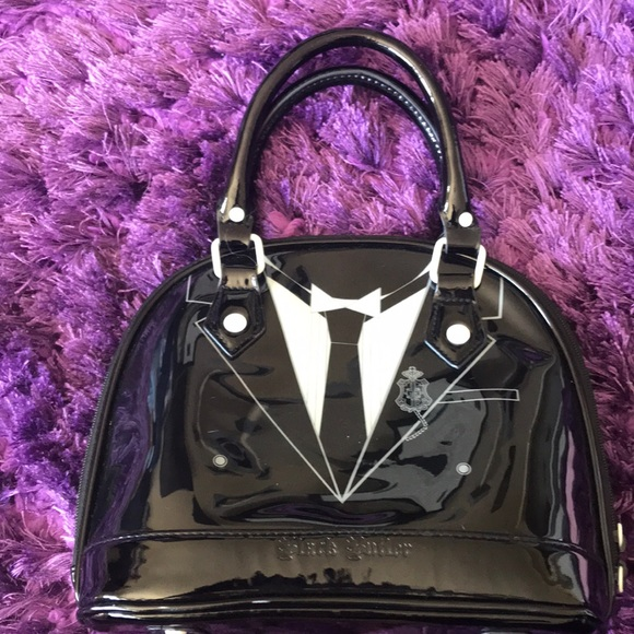 Vendula London cute women bag with DINNER MUSIC youth shoulder bag grab BAG fast